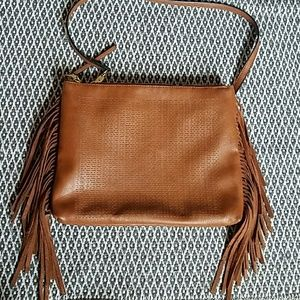 French Connection Bailey Clutch/Crossbody Bag